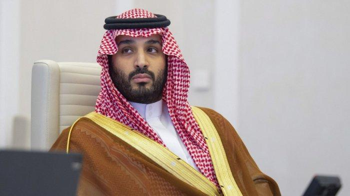 Putra Mahkota Kerajaan Arab Saudi, Mohammed bin Salman.
