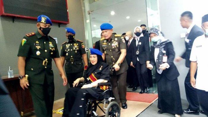 Sebelum Dikabarkan Meninggal Karena Covid, Rachmawati Soekarnoputri Berziarah Ke Makam Soekarno