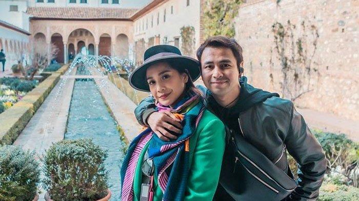 Raffi Ahmad dan Nagita Unggah Potret Baru Bangun Setelah Tidur 12 Jam, Langsung Garap Proyek Rans