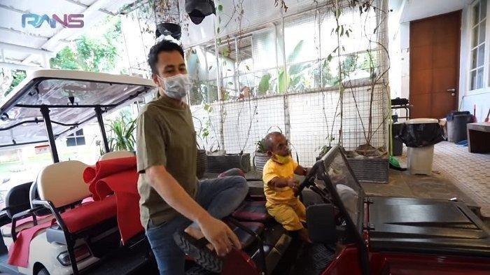 Dikasih Durian Banyak Sama Ucok Baba, Raffi Ahmad Janji Akan Belikan Ucok Mobil Baru