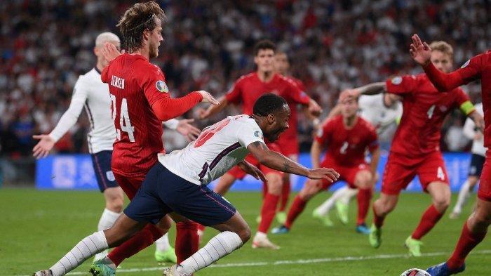Pertandingan Inggris vs Denmark Bermasalah, UEFA Turun Tangan, Final EURO 2020 Bagaimana Nasibnya,