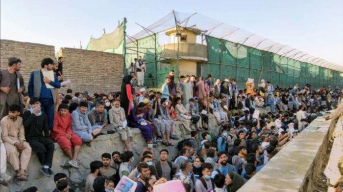 Lari Dari Taliban, 170 Rakyat Afghanistan Malah Jadi Korban Pembantaian ISIS