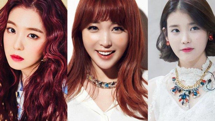 Jin Young Kalahkan Irene, Ini Ranking Selebriti Wanita Korea Paling Populer di Bulan September 2018