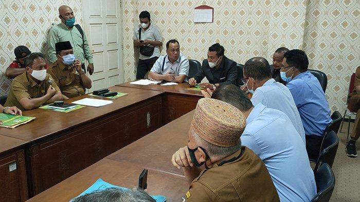 Dugaan Pencemaran, DPRD Pelalawan Undang Para Pihak Paparkan Pemeriksaan Sampel Limbah, Ini Hasilnya