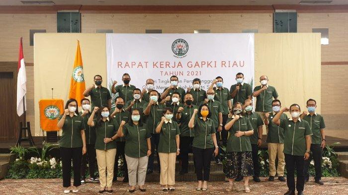 GAPKI Riau Gelar Rakercab, Memperkokoh Industri Sawit Demi Kesejahteraan