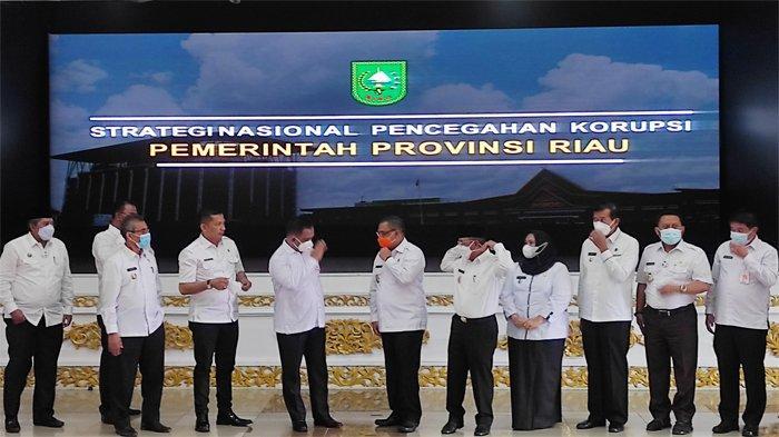 Saat Menjabat Banyak Kesempatan, KPK Ingatkan Kepala Daerah di Riau untuk Hilangkan Niat Korupsi