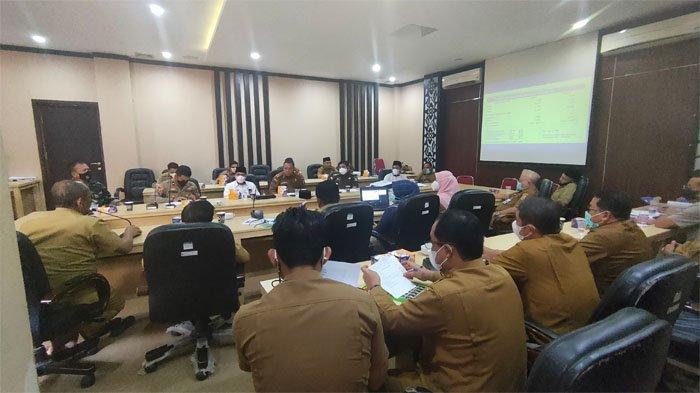 Disdikbud Pelalawan Usulkan PTM Penuh, Namun Rapat Satgas Putuskan Maksimal 75 Persen Pekan Depan