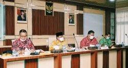 Menghitung Hari Jelang Tutup Tahun, Bupati Inhil Riau Minta OPD Maksimalkan Sisa Waktu Anggaran 2020