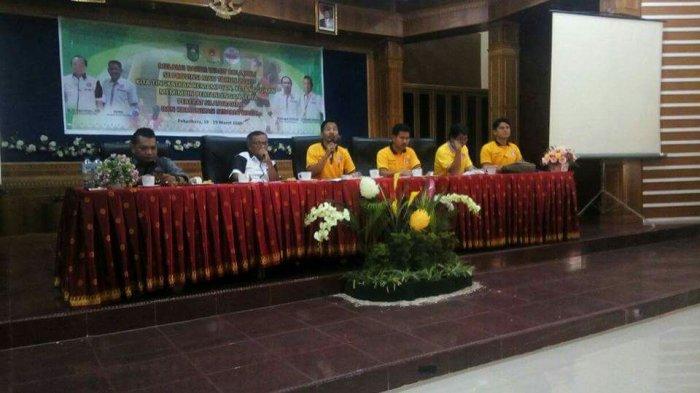 PBVSI Riau Akan Gelar Musprov Akhir Juni Tahun Ini