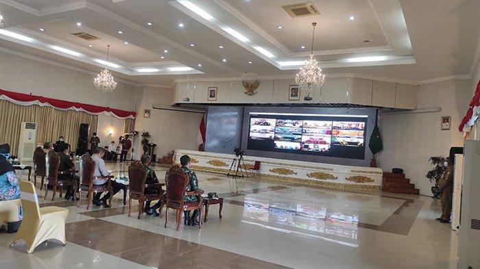 Kasus Covid-19 di Riau Disoroti Pemerintah Pusat,Terutama Masuknya ABK Asal India Lewat Dumai