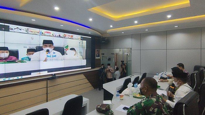 Duh, Hanya Tersisa 1 Kamar ICU Covid-19, Bupati Pelalawan Minta Bantuan Ini ke Gubernur Riau