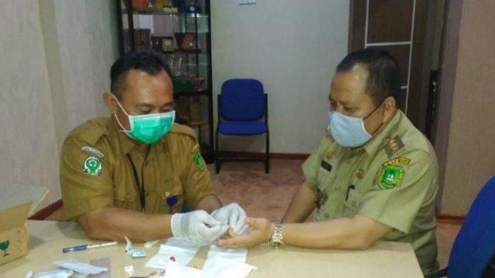 Kabar Bahagia, Satu Lagi Pasien Positif Corona di Meranti Riau Sembuh, Kondisi Dipantau Intensif