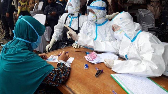 Pasien Positif Covid-19 Asal Kampar Riau Diketahui Awalnya dari Hasil Rapid Test