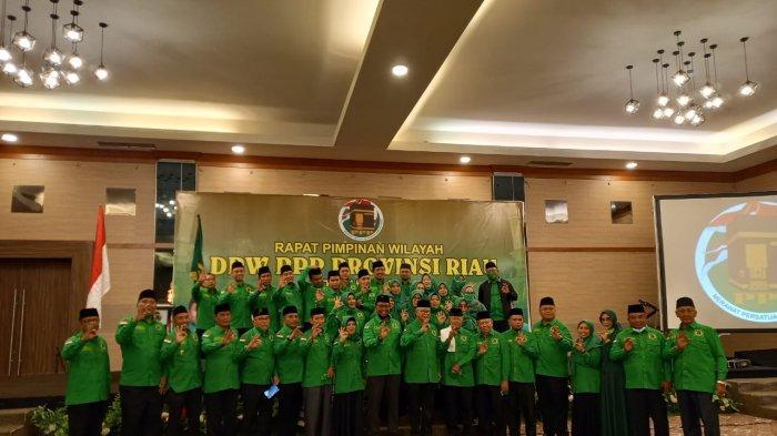 PPP Riau Berbenah Perbaiki Tubuh Partai untuk Target Lulus Pemilu 2024, Ini yang Dilakukan