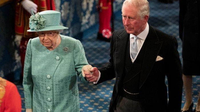 GAWAT! Tertular Corona Usai Bertemu Pangeran Monako, Pangeran Charles Sempat Temui Ratu Elizabeth