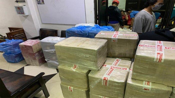 Penyelundupan Ratusan Botol Miras Bernilai Hampir Rp 1 Miliar Berhasil Digagalkan di Dumai