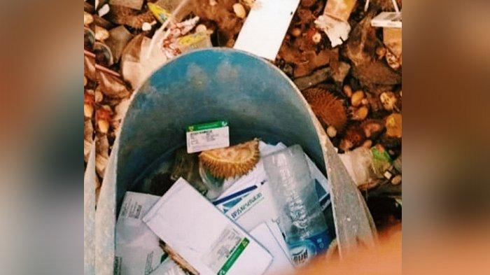 Ratusan Kartu JKN-KIS Ditemukan di Tempat Sampah, Ini Klarifikasi BPJS Kesehatan Tembilahan Riau