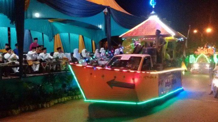 Pemda Pelalawan Riau Siapkan Hadiah Jutaan Rupiah Lomba Mobil Hias pada Pawai Takbir