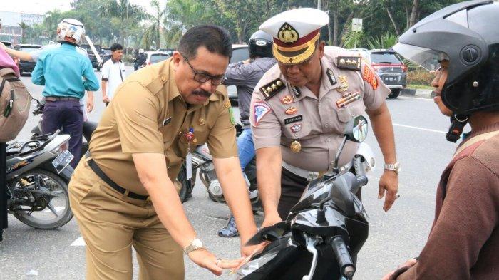 BAYAR PAJAK Kendaraan Anda Sebelum Cuti Lebaran untuk Hindari Denda, Ini Caranya dari Dispenda Riau