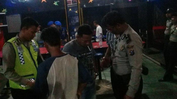 Tempat Hiburan Malam Dilarang Beroperasi Selama Ramadan, 3 Lokasi Dirazia Polisi, Ini Hasilnya