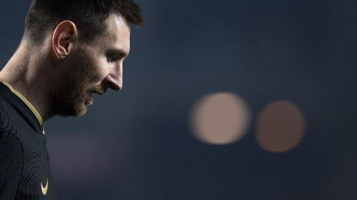 Sah, Lionel Messi Hengkang dari Barcelona, Kontrak Tidak Diperpanjang Kini Berstatus Bebas Transfer