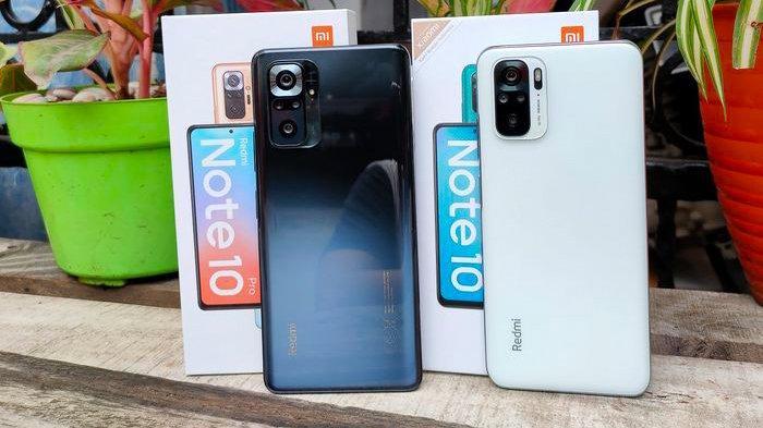 Redmi Note 10 dan Redmi Note 10 Pro Sudah Resmi di Tanah Air, Harganya Segini