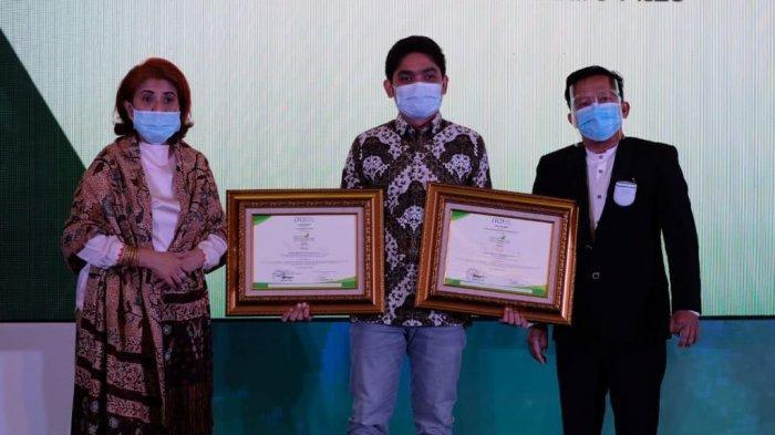 Refinery Unit II Pertamina Raih 2 Penghargaan Dalam Ajang Indonesia CSR Award 2020