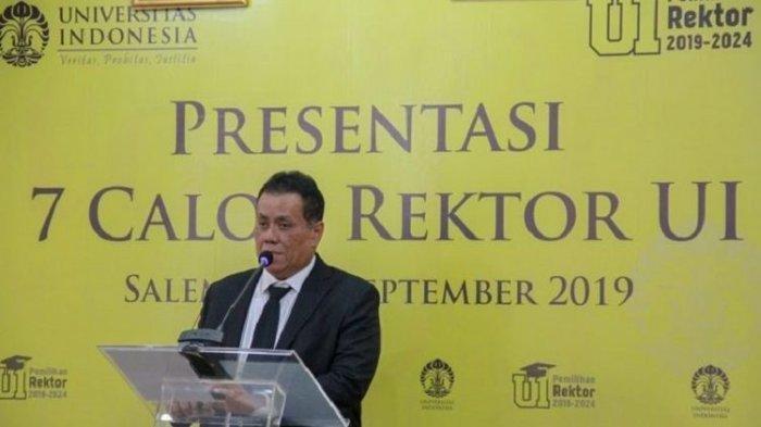 Rektor UI 'Sakti',Rangkap Jabatan,Diprotes,Petisi Tak Mempan,Malah Statuta Diubah, Dikritik BEM FH