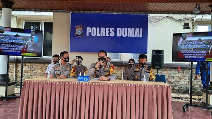 Angka Kejahatan Tinggi, Ini Kecamatan di Dumai Riau yang Paling Rawan