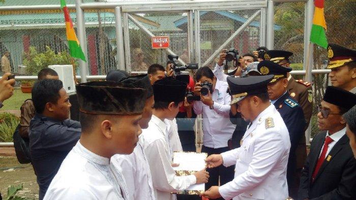 782 Napi Lapas Bangkinang Kelas IIA Diusulkan Mendapat Remisi Idul Fitri 1441 Hijriah