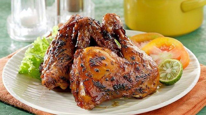 Malam Tahun Baru, Aneka Resep Ayam Bakar, Cara Membuat Ayam Bakar Taliwang hingga Ayam Bakar Pedas