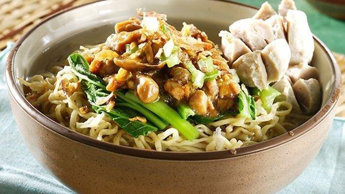 Resep Mie Ayam Bakso, Berikut Cara Membuat Mie Ayam Bakso Wonogiri, Rasakan Kelezatannya