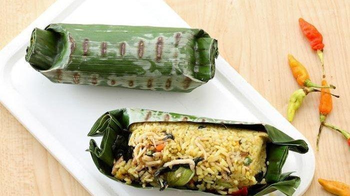 Resep Nasi Bakar, Cara Membuat Nasi Bakar Teri Petai, Cumi Hitam hingga Nasi Bakar Ayam Pedas