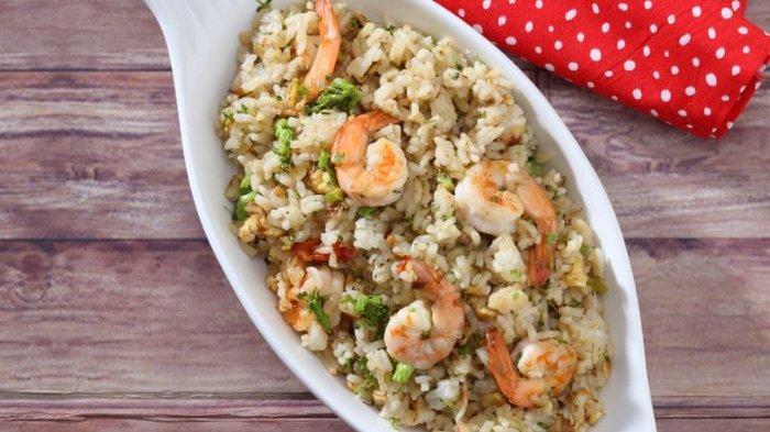 Resep Nasi Goreng, Coba Buat Nasi Goreng Udang Brokoli untuk Menu Sarapan Pagi Ini