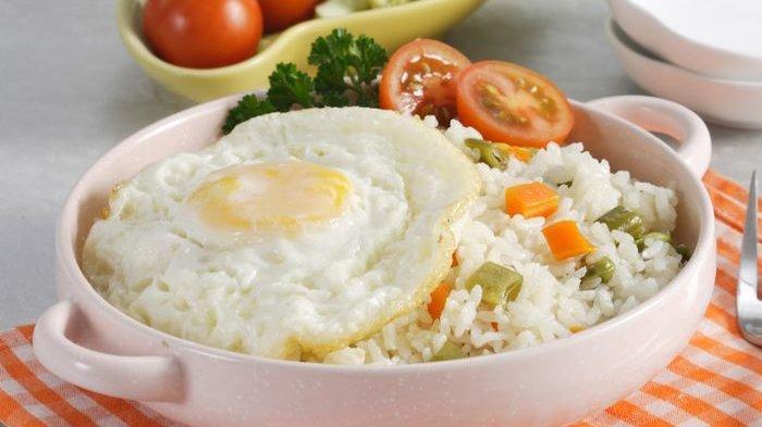 Resep Nasi Gurih, Cara Membuat Nasi Gurih Sayuran Enak dan Mudah Cocok untuk Menu Sarapan Pagi