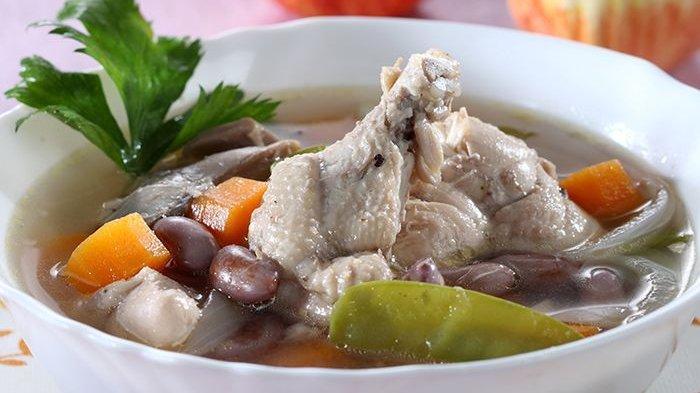 Resep dan Cara Membuat Sup Ayam, Sajian Nikmat dan Segar Mudah Dibuat