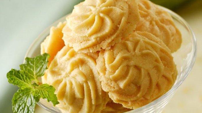 Resep Kue Semprit Vanilla, Kue Kering Sajian untuk Lebaran