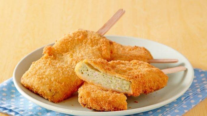 Resep Nugget, Cara Membuat Nugget Ayam Keju Brokoli Stik Enak, Cocok untuk Menu Sahur