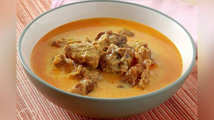 Resep Gulai Daging yang Nikmat dan Jadi Favorit Keluarga, Ikuti Resep Ini Biar Nggak Gagal Diet!