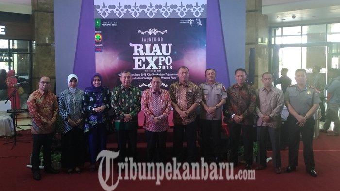 Pemerintah Targetkan Perputaran Uang Capai Rp 50 Miliar dalam Gelaran Riau Expo 2018
