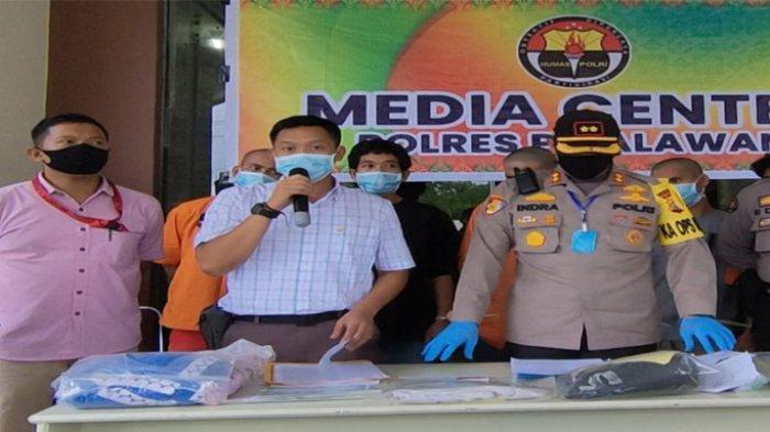 Ada Pejabat, Polres Pelalawan Tetapkan 3 Tersangka Pidana Pilkada Viral Beras Bantuan Nama Cabup