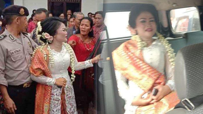 Pernikahan di Gereja HKBP Deli Tua Batal, Tiba-tiba Suami Sah Rina Nasution 'Interupsi'