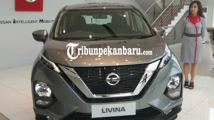 Rincian Harga All New Nissan Livina Di Pekanbaru Fitur Dan Teknologi Ada Pemeran Di Mal Ska Tribun Pekanbaru
