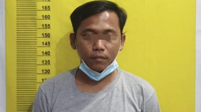 Malam-malam Polisi Gerebek Rumah di Inhu, Intai Ada Kegiatan Mencurigakan