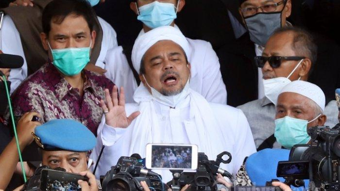 Habib Rizieq Makin Sengsara? Jadi Tersangka 3 Kasus, Sugito: Dicari-cari Kesalahannya Lah