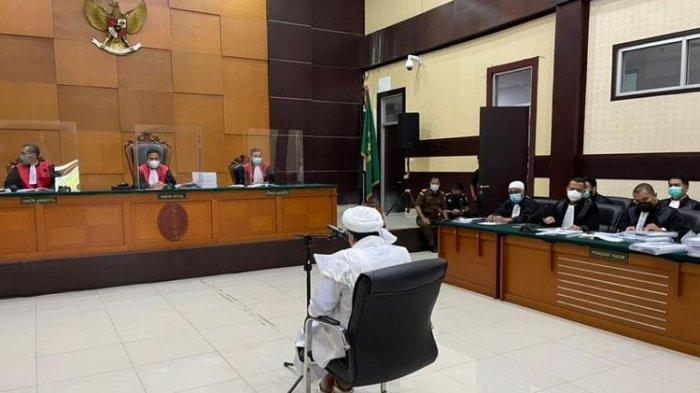 Muhammad Rizieq Shihab Sindir Wali Kota Bogor, Bima Arya di Ruang Sidang,