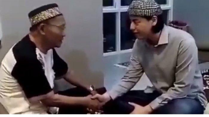 Roger Danuarta Disebut Mualaf,Manajemen Sinetron Pastikan Video Ucap Syahadat Bukan Adegan Syuting