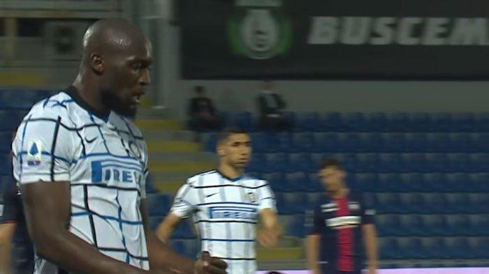 Inter Milan vs Sampdoria, Misi Nerazzurri Bantu Romelu Lukaku Kejar Jumlah Gol Cristiano Ronaldo