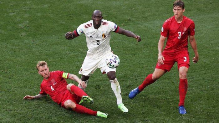 Piala Eropa 2020: Terseok Hadapi Denmark, Belgia Capai Kemenangan dengan Susah Payah di Euro 2020