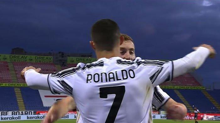 Ronaldo, Juventus, Striker